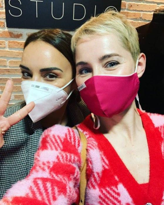 Chenoa y Soraya