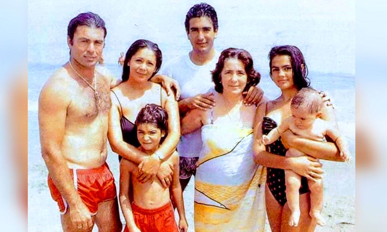Isabel Pantoja y su prima Sylvia: fotografías inéditas de su relación