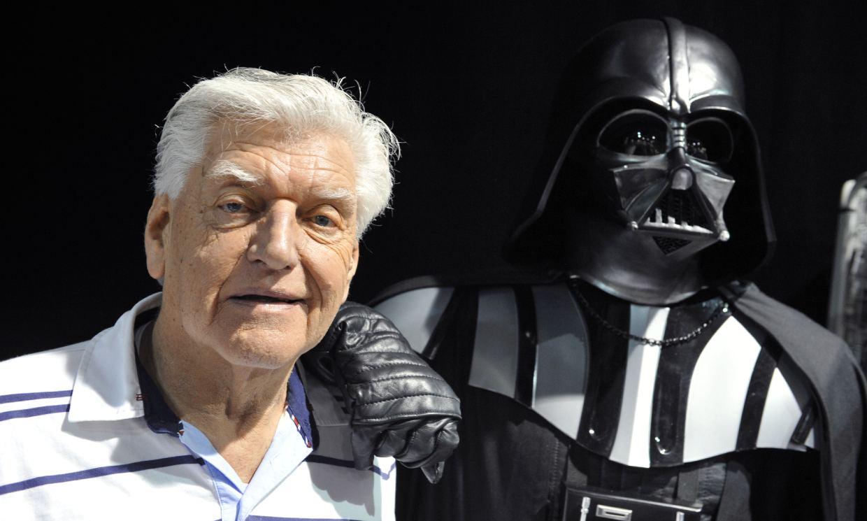 Adiós a DavidProwse, el primer Darth Vader de la historia de 'Star Wars'