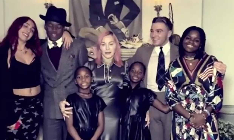 ¿Quién es quién en la gran familia de Madonna?