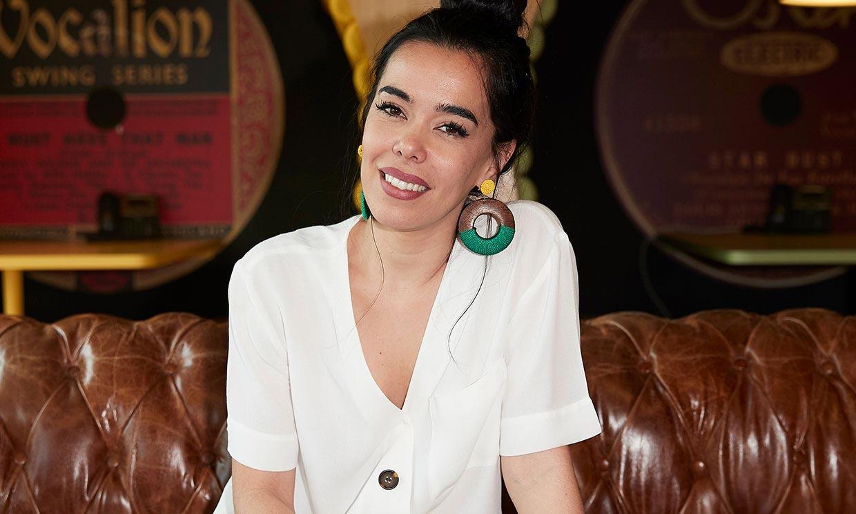 Beatriz Luengo desvela en ¡HOLA! que espera una niña, para la que ya ha elegido el nombre