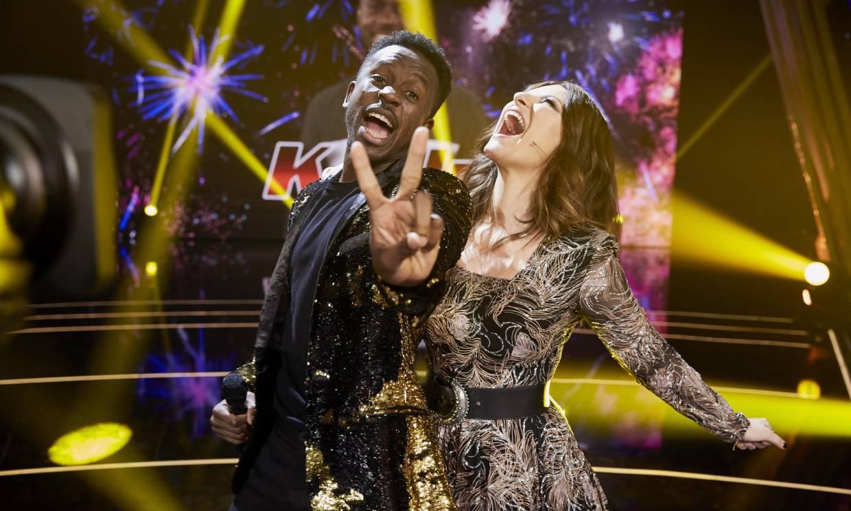 Laura Pausini gana 'La Voz' con Kelly Isaiah