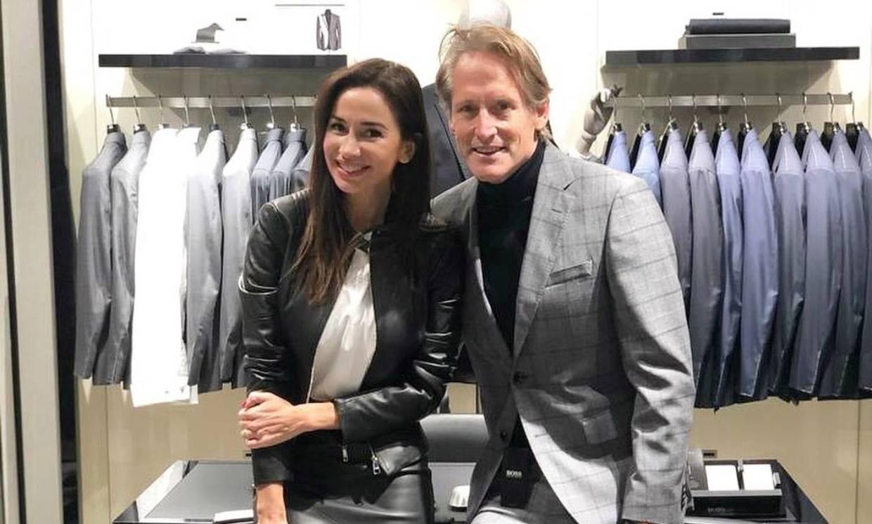 'Pronto estaré casada', la inminente boda de Cecilia Gómez y Marco Vricella