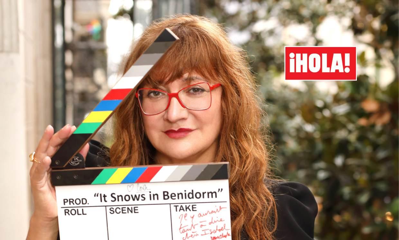 Isabel Coixet recibe a ¡HOLA! en su casa de Barcelona y muestra su lado más personal