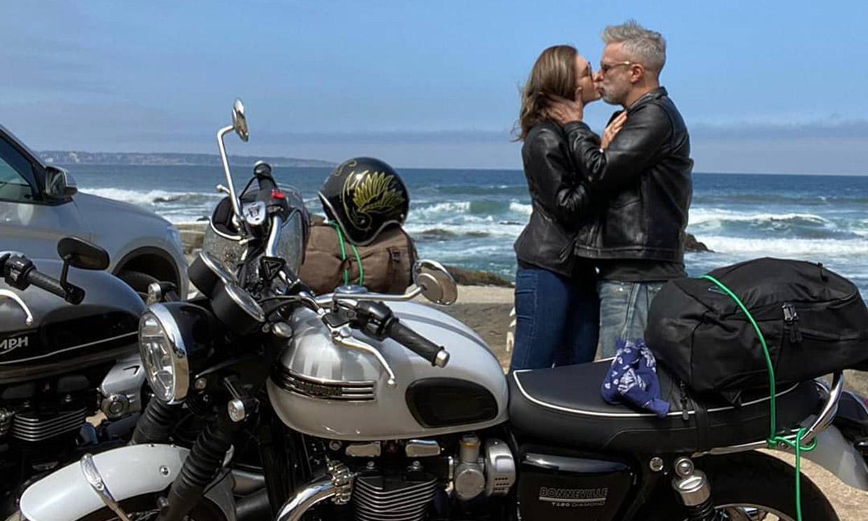 La rockera pedida de mano de Sergi Arola a su novia