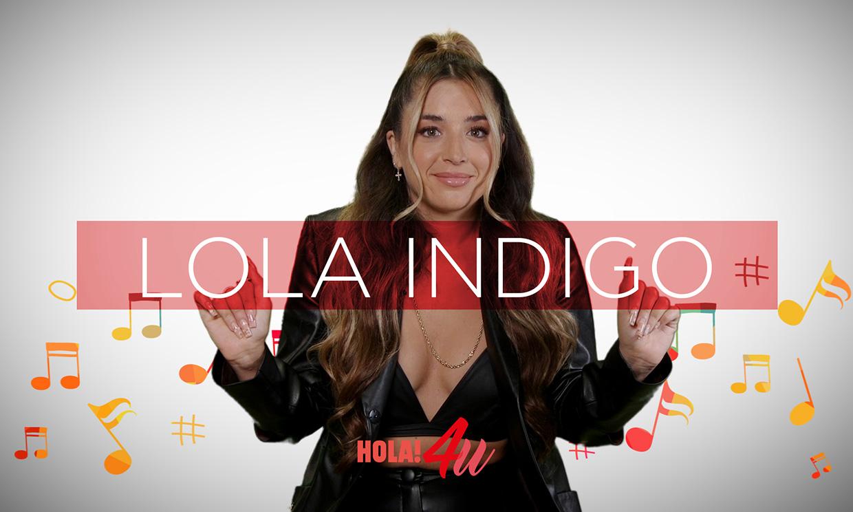 Lola Índigo nos cuenta su vida en un minuto ¿le dará tiempo?