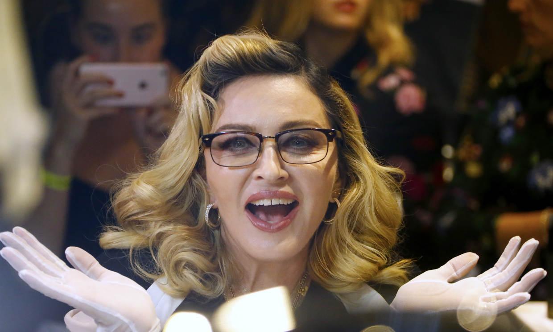 El precioso tributo de Madonna a sus hijos en su primer tatuaje