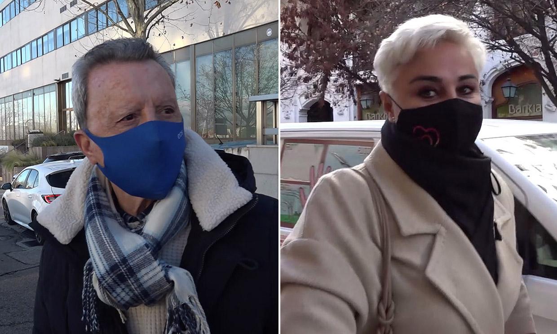 ¿Hay crisis en su matrimonio? José Ortega Cano y Ana María Aldón responden