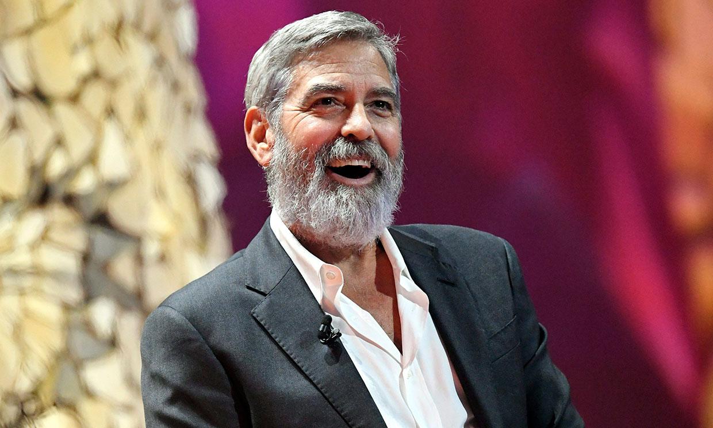 George Clooney tuvo que ser hospitalizado de urgencia por una pancreatitis