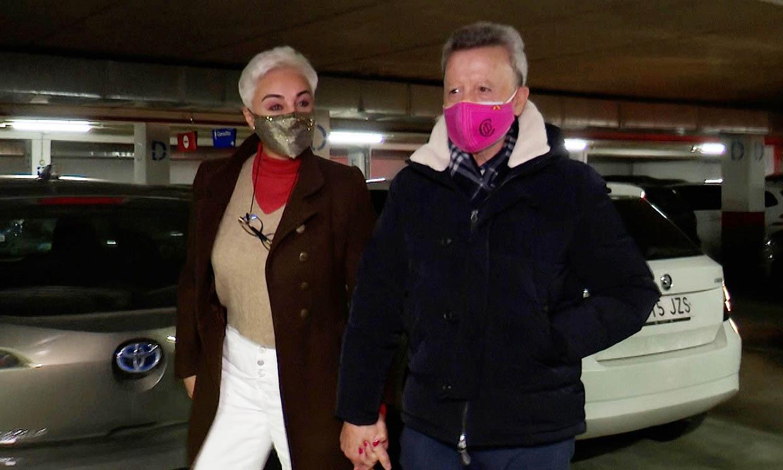 José Ortega Cano y Ana María Aldón, juntos y de la mano tras los rumores de crisis