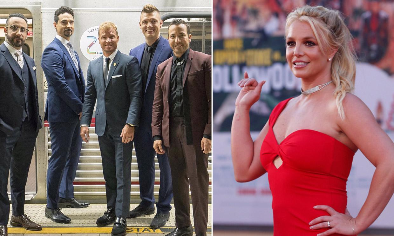 Los fans de los Backstreet Boys y Britney Spears enloquecen: ¡han hecho una canción juntos!