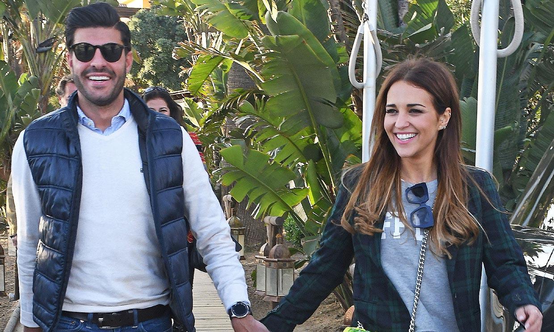 Paula Echevarría y Miguel Torres celebran tres años del 'flechazo' que les convirtió en inseparables