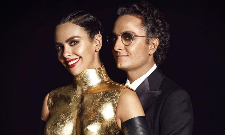 Así es Josie, el estilista de Cristina Pedroche que ha puesto glamour a 'MasterChef Celebrity'