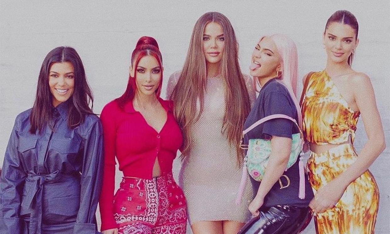 ¡En 2021 podremos volver a ponernos al día con las Kardashian! No te pierdas su nuevo proyecto