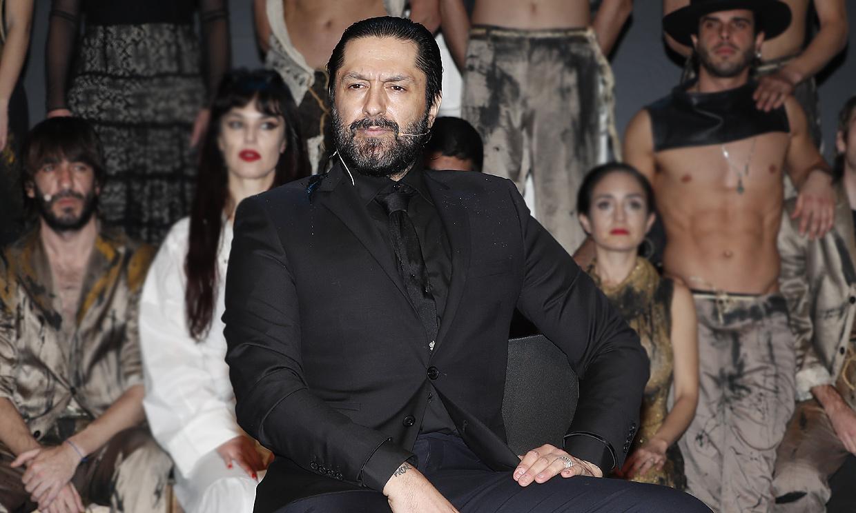 El desconcierto de Rafael Amargo ante la ausencia de Blanca Romero en su obra