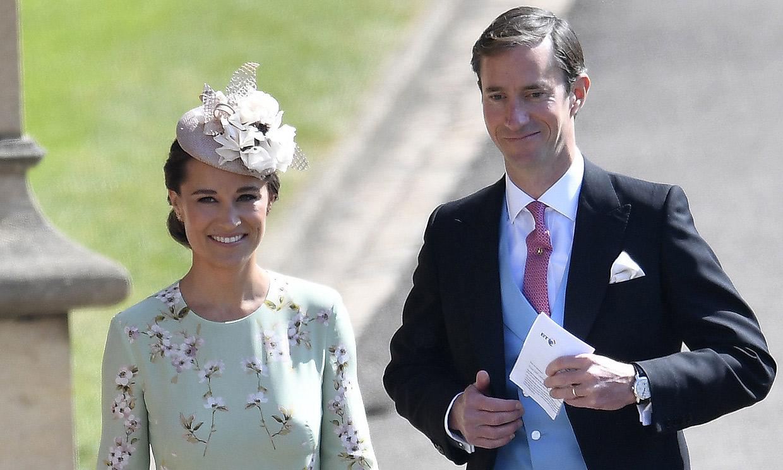 Pippa Middleton, ¿embarazada de su segundo hijo junto a James Matthews?