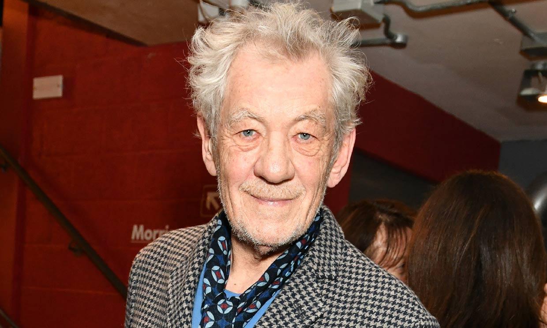 Ian McKellen, de 'X-Men' y 'El Señor de los Anillos', primera 'celebrity' en vacunarse: así lo ha vivido