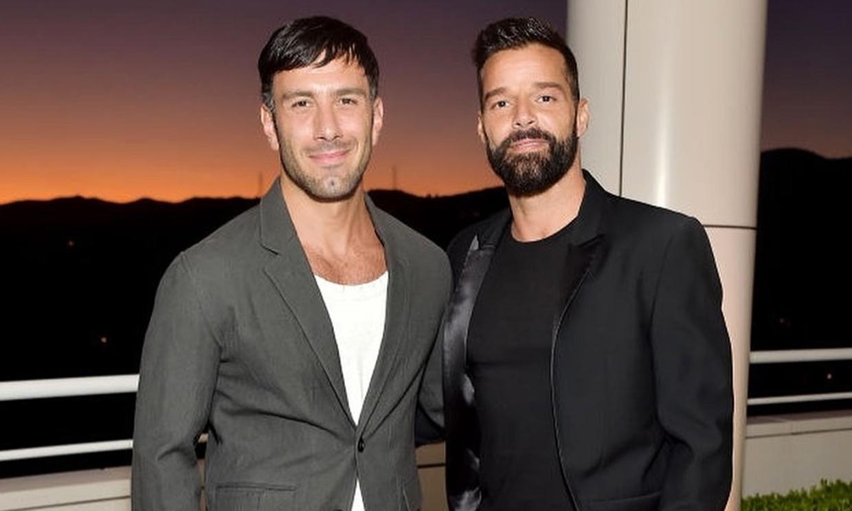 ¡Cómo ha crecido! Ricky Martin y Jwan Yosef presumen de su 'baby Renn'