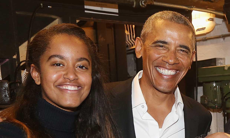 La sorprendente confesión de Barack Obama sobre el novio de su hija Malia