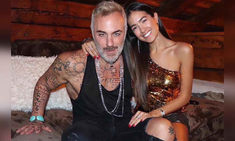 ¡Ahora se atreven con el reguetón!, el furor prenavideño de Gianluca Vacchi y Sharon Fonseca