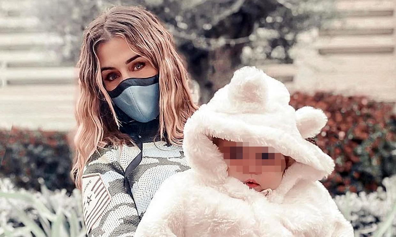 ¿Es un osito de peluche? Camila, la hija de Elena Tablada, conquista con su versión más 'suavecita'