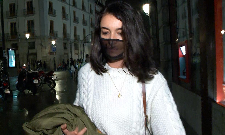 Blanca Romero zanja la polémica: acude a ver 'Yerma' y habla de su relación con Rafael Amargo