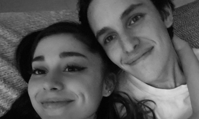 Quién es Dalton Gomez, prometido de Ariana Grande