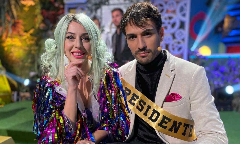 Mahi Masegosa y Rafa, ganadores de 'La casa fuerte 2'