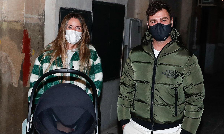 Fonsi Nieto y Marta Castro, felices con su hijo Hugo: 'Este año tan feo nos ha traído una gran alegría'