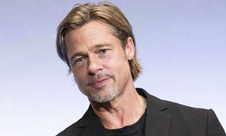 Brad Pitt pasará la Navidad solo con tres de sus hijos