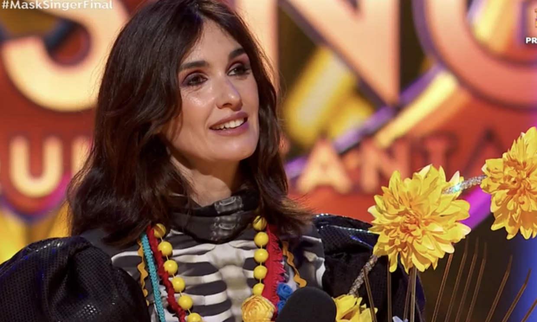 Paz Vega se alza con la victoria de la primera edición de 'Mask Singer'