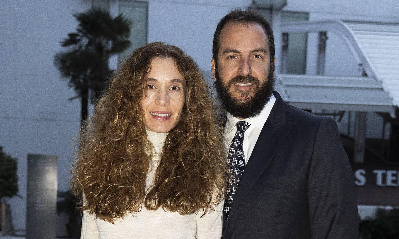 Borja Thyssen y Blanca Cuesta, padres de su quinto hijo