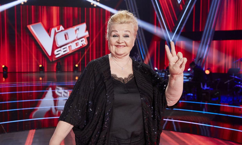 De cantar en las calles de Mallorca a ganar 'La Voz Senior': Naida Abanovich, la soprano de Palma