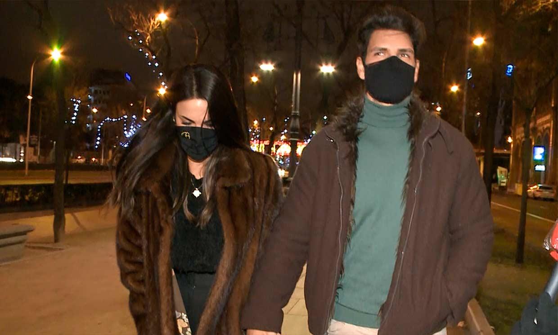 Carla Barber y Diego Matamoros responden a los rumores de embarazo
