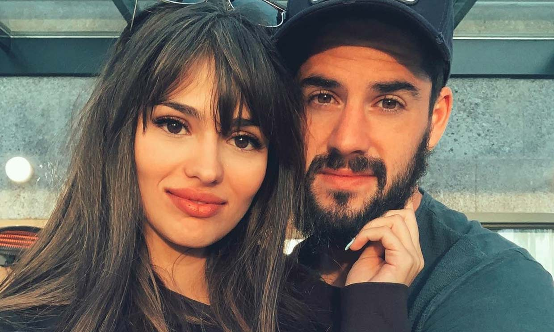 ¡Ya son uno más! Sara Sálamo e Isco Alarcón dan la bienvenida a su segundo hijo en común