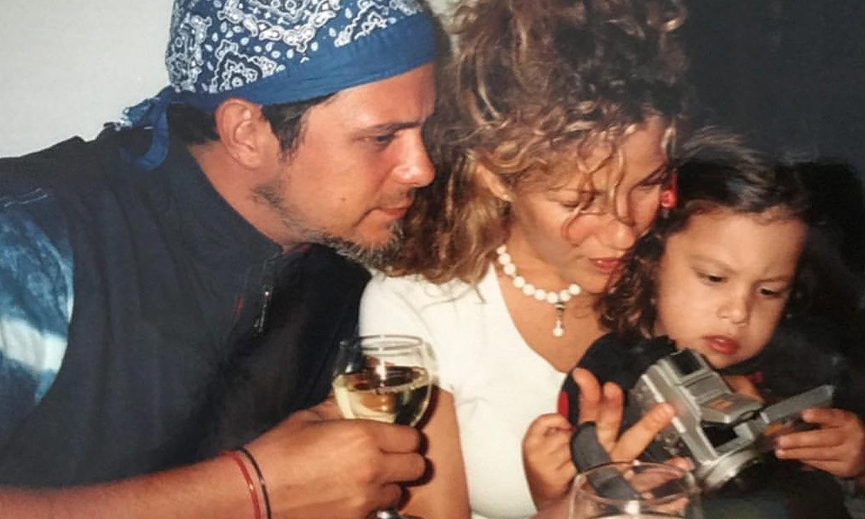 Manuela, la hija de Alejandro Sanz, abre su álbum de fotos y vídeos más privado