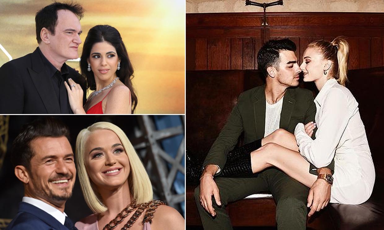 ¡Baby boom en Hollywood! Sophie Turner y Joe Jonas y otras estrellas que han sido papás primerizos
