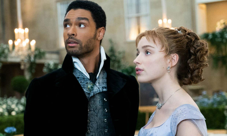 Phoebe Dynevor y Regé-Jean Page: conoce a los protagonistas de 'Los Bridgerton'