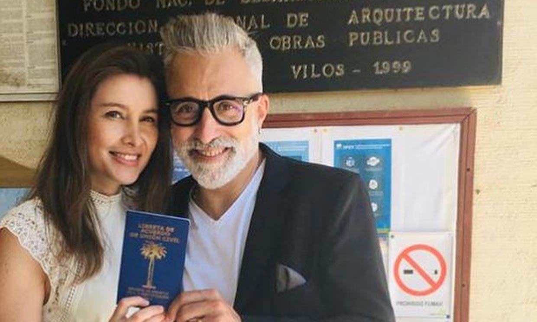 El chef Sergi Arola se casa por sorpresa en Chile