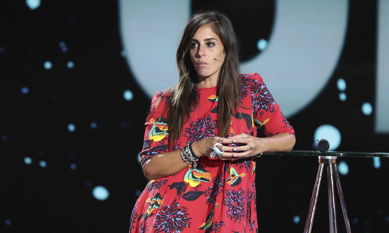 Anabel Pantoja despide 'el peor año de su vida' ingresada en un hospital