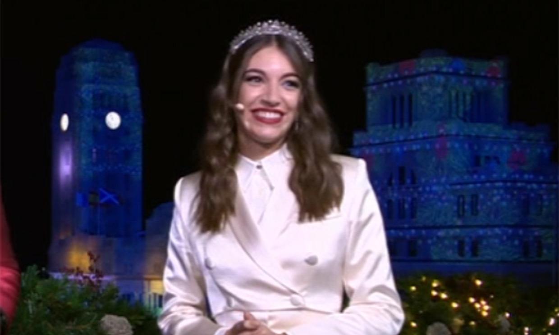 El feliz debut de Ana Guerra en las campanadas de Canarias