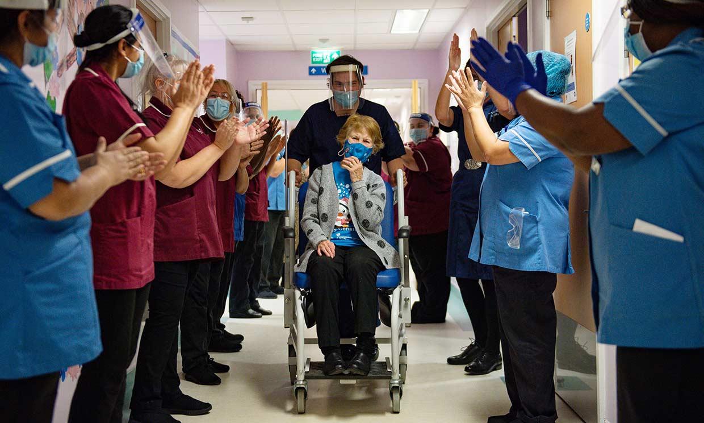 Las imágenes que no olvidaremos de un año marcado por la pandemia