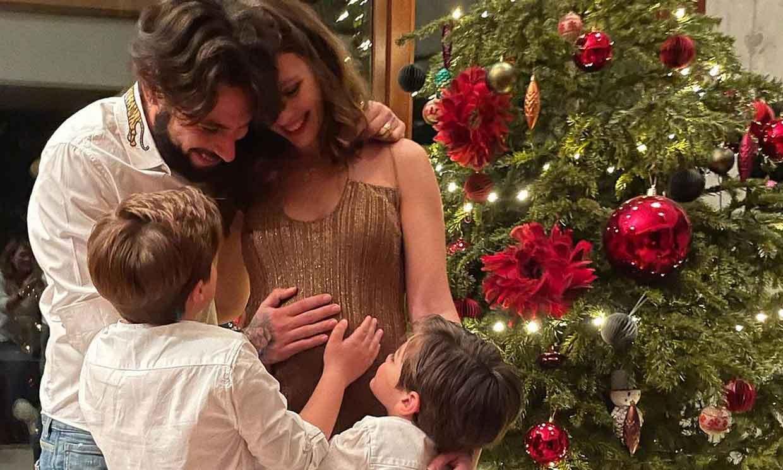 ¡La familia crece! Jessica Bueno anuncia su tercer embarazo