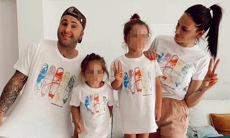 Escucha a la pequeña Carlota, hija de Kiko Rivera e Irene Rosales, ensayar para su cumpleaños