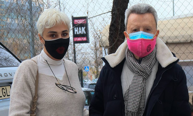 Ana María Aldón dice tener 'todos los síntomas' tras contagiarse de coronavirus