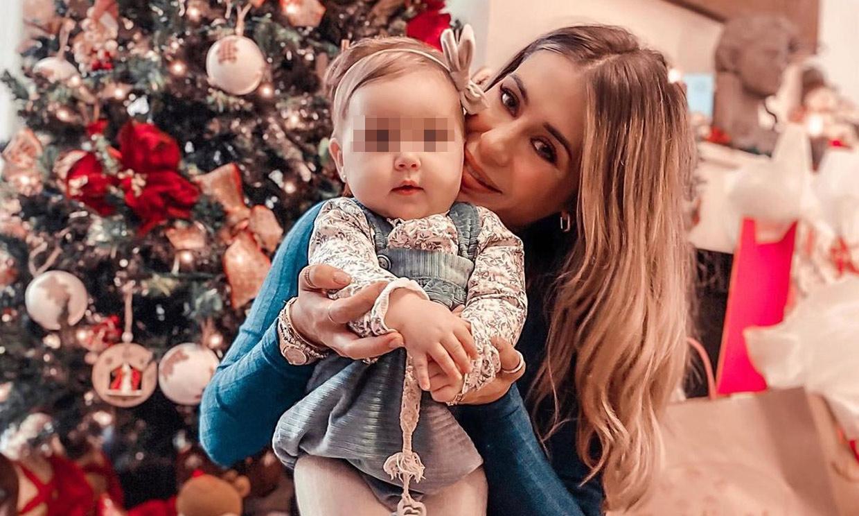 No vas a poder contener la risa al ver este vídeo de Camila, la hija de Elena Tablada