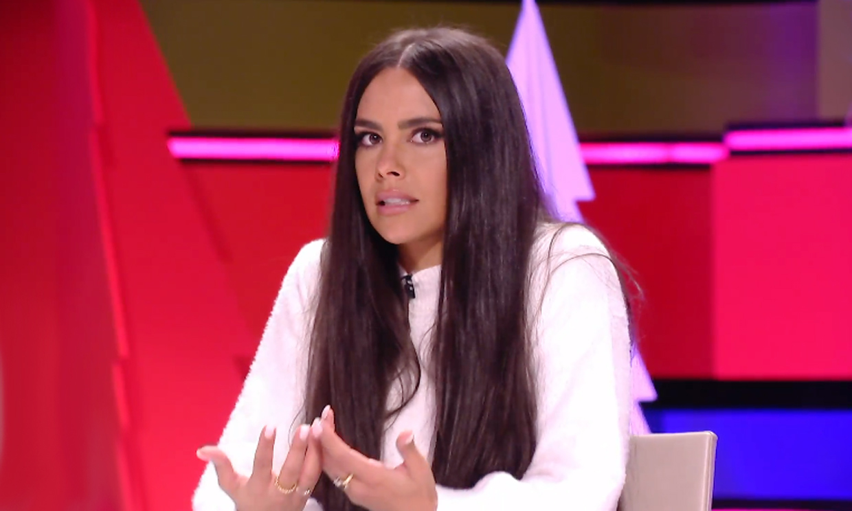Cristina Pedroche, tras la polémica de las campanadas: 'Estoy intentando no leer nada para ser feliz'
