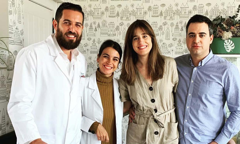 Este es el equipo médico que trae al mundo a los hijos de las 'celebrities' españolas
