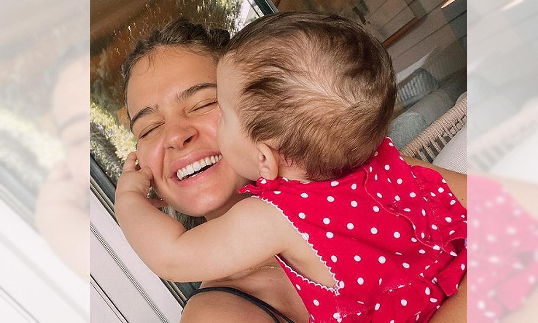 Laura Escanes publica una foto de su hija y todos se fijan en este detalle