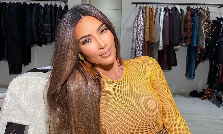 ¿Qué hace Kim Kardashian mientras continúan los rumores de divorcio?